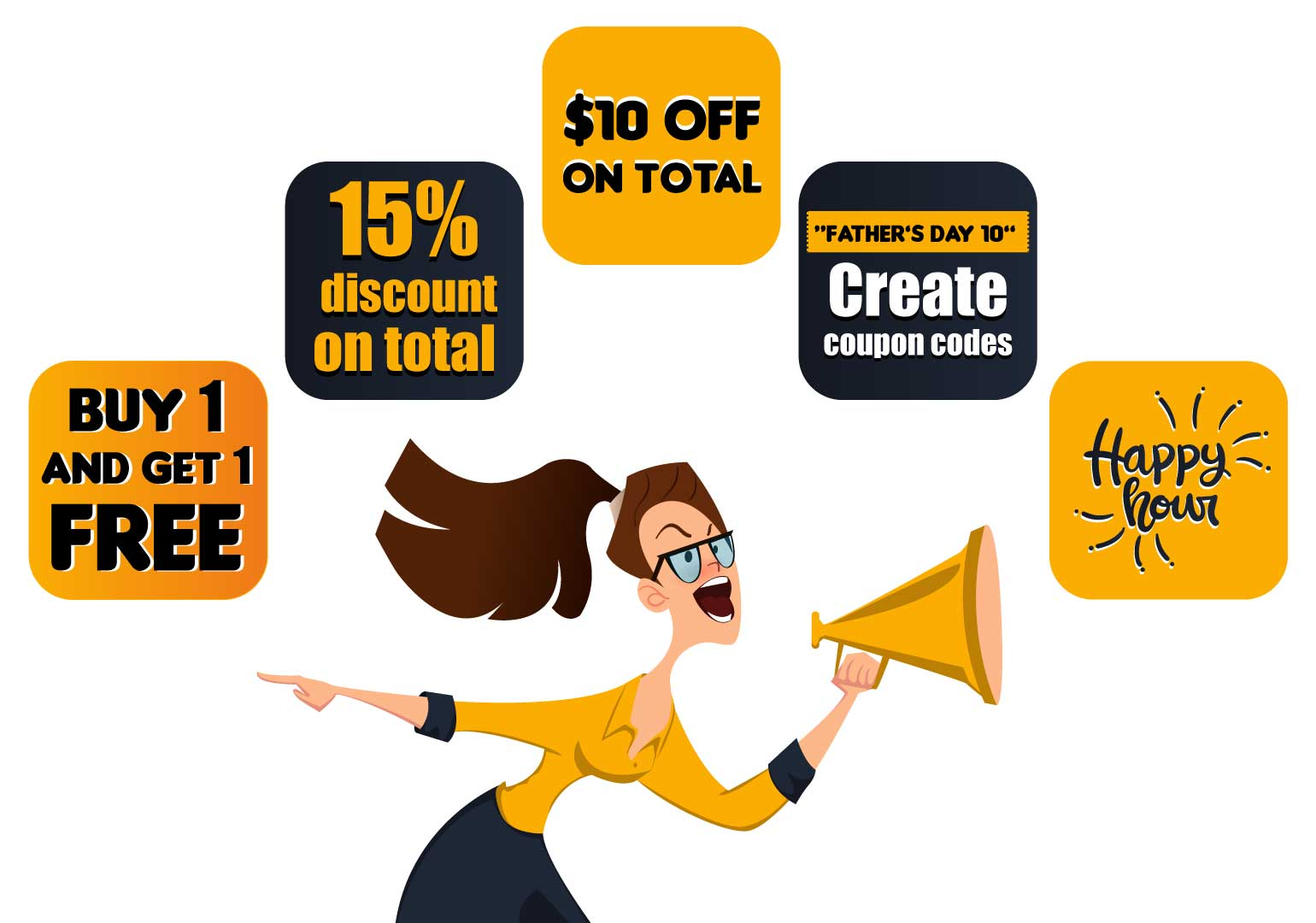 Discount and Loyalty Online Ordering System - Foodship NZ